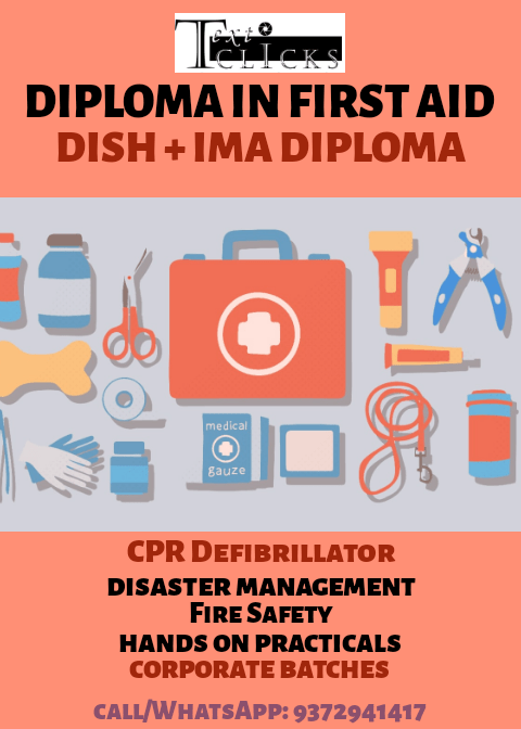 Diploma in First Aid