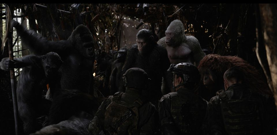 """War for the Plant of Apes"" Reminder of Humanity's Worse Attributes."