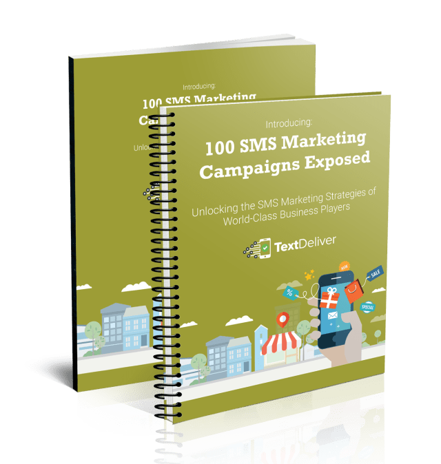 Bonus #1: 100 SMS Marketing Campaigns Exposed