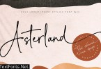 Asterland // Modern Calligraphy SALE
