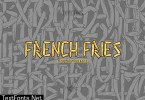 French Fries Font