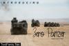 Zero Panzer Font