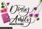 Diary Amily 3100745