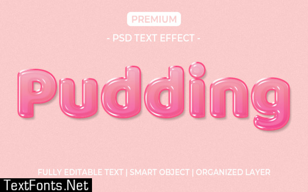 Pink jelly text effect  6792879