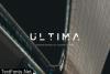 Ultima Font