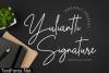 Yuliantti Signature Font