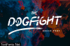 Dogfight Font