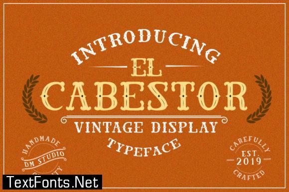 El Cabestor Font