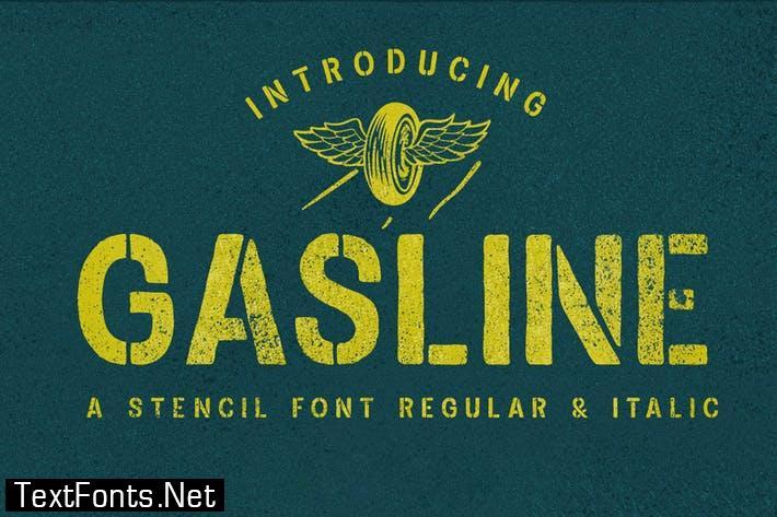 Gasline Font