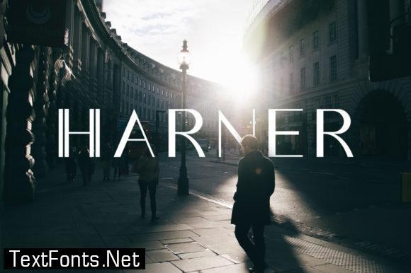 Harner Font
