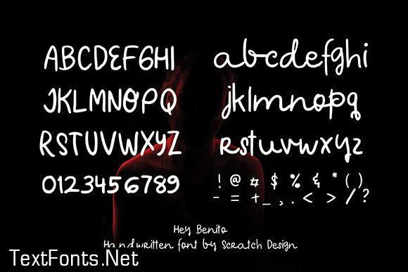 Hey Benito Font