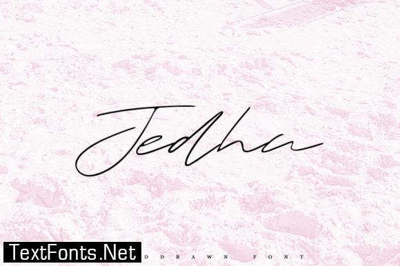 Jedha Font