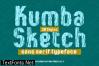 Kumba Sketch Font