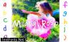 Milana Rose Font