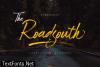 Roadsouth Font