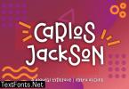 Carlos Jackson Font