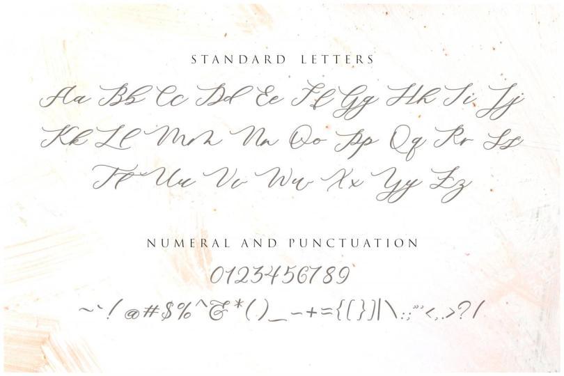 Minimalist Script 2881267