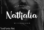 Nathalia Font