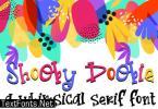Shooby Doobie Font