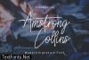 Armstrong Collins Font