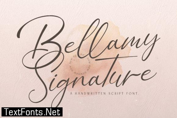 Bellamy Signature