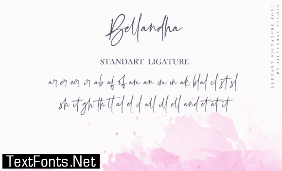 Bellandha Font