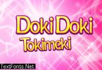 Doki Doki Tokimeki Family Font