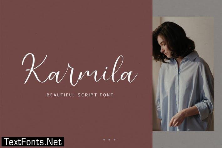 Karmila Font