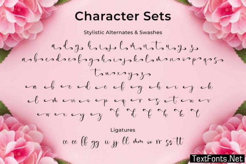 Beautimy - Lovely Script