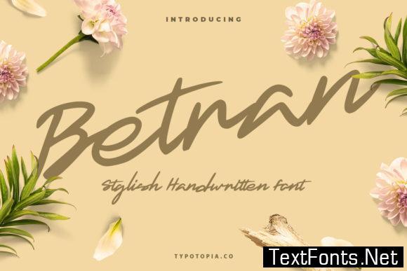 Betran Font