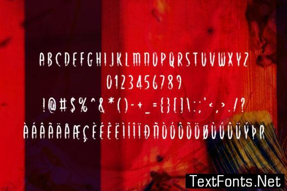 Blubber Font