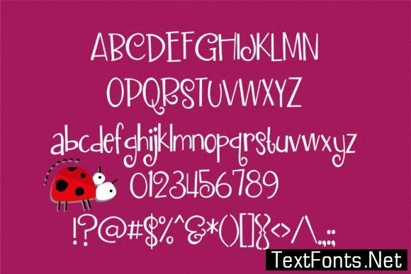 Gallihopper Font