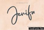 Jenifa Font