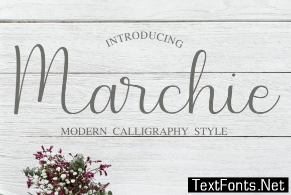 Marchie Font