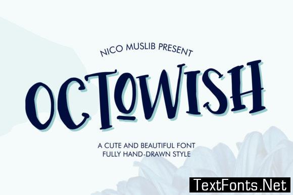 Octowish Font
