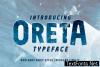 Oreta Font