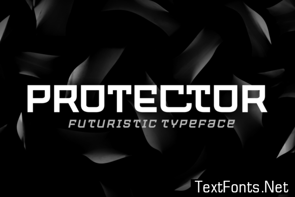 Protector Font