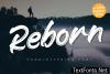 Reborn Font