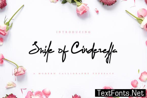 Smile of Cinderella Font