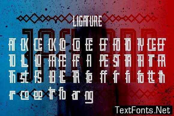 Jackland Font