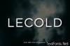 Lecold Font