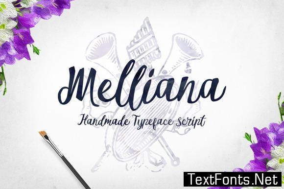 Melliana Font