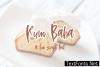 Rum Baba Font