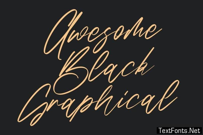 Sabrionte Script Font