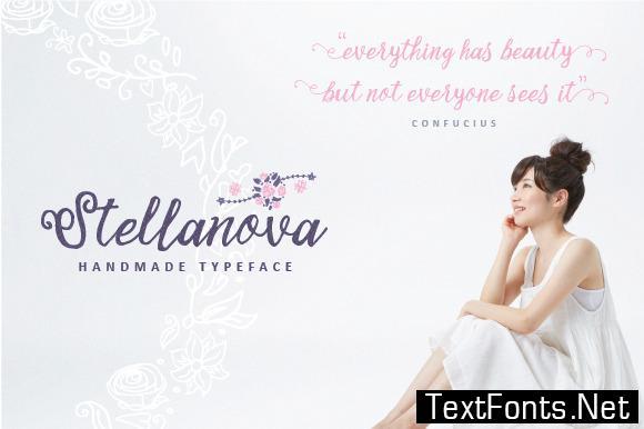 Stellanova Font