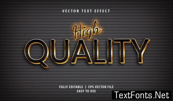 Text Effect - High Quality Text Style
