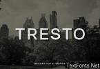 Tresto Font