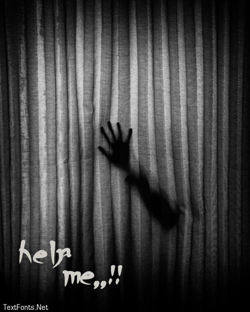 Horror House Font