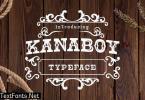 Kanaboy Font