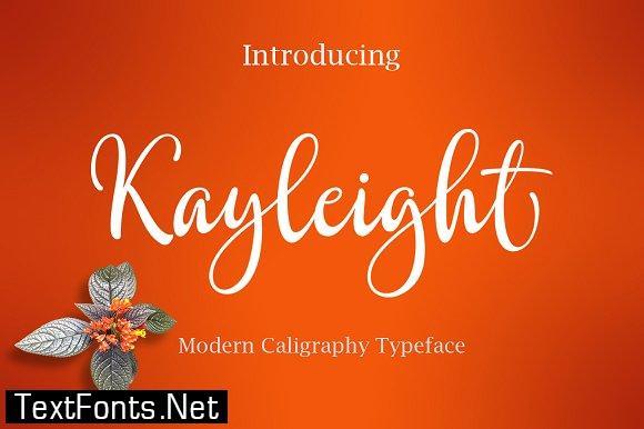 Kayleight Font